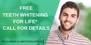 Free Teeth Whitening - Gorgeous Smile Dental Clinic - San Jose and Newark, California
