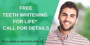 Free Teeth Whitening - Gorgeous Smile Dental Clinic - San Jose and Newark, California